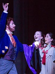 'The Nutcracker' will be on stage at Tennessee Performing