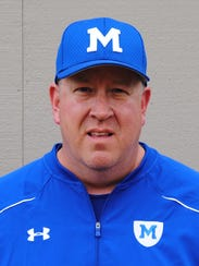 John Lowery Jr., Mercersburg baseball