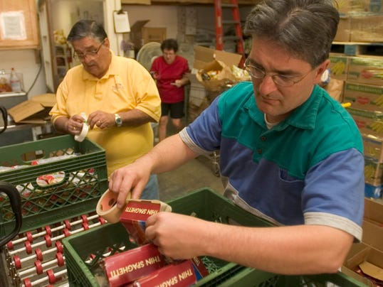 Extended Hands Food Bank