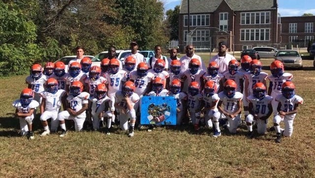 The Millville Midget Football League's sophomore squad has earned a trip to a national tournament in Canton, Ohio.