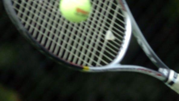 Furman will host the Intercollegiate Tennis Association