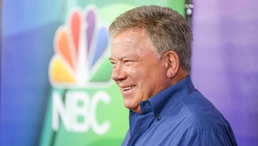 William Shatner at an NBCUniversal event in Aug. 2016. He is to perform in Branson for the first time Oct. 27, 2017.
