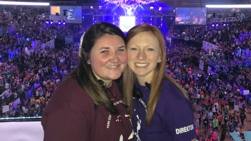 Thon 2018: York County student 'blessed' and voiceless after whirlwind fundraiser
