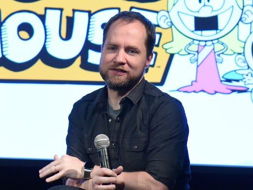 Chris Savino, 46, an animator and writer best known