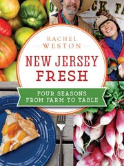 """Book cover of """"New Jersey Fresh: Four Seasons From"""