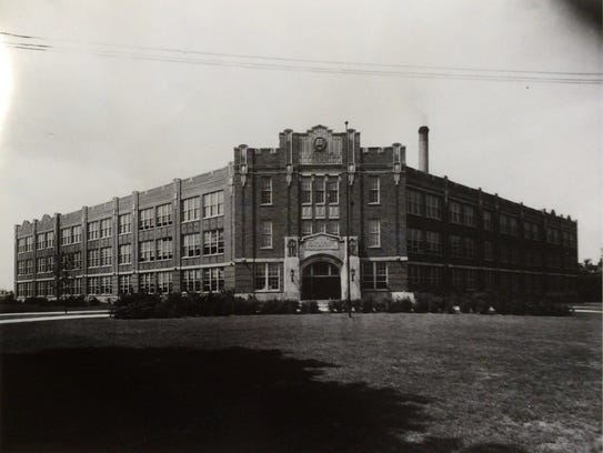 Walter French Junior High School.