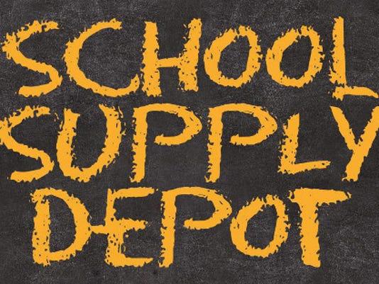 SAL1008-Forward This School Supplies LOGO