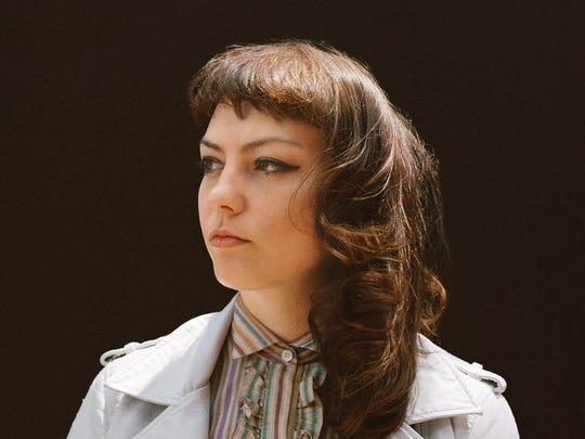 The album cover art image for 'My Woman' by Angel Olsen.