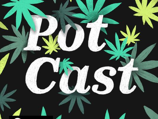 Potcast logo