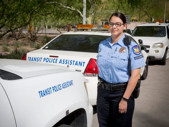 Vanessa Rivas is a Phoenix police assistant who has