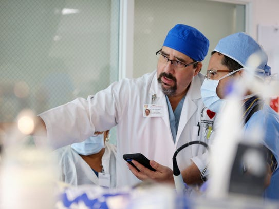 The last cardiothoracic surgeon working in all of Puerto