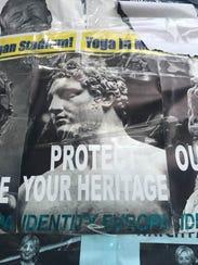 An Identity Europe flyer.