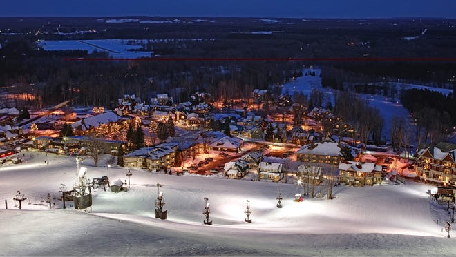Crystal Mountain ski resort was ranked second nationally in a new poll conducted by Liftopia.