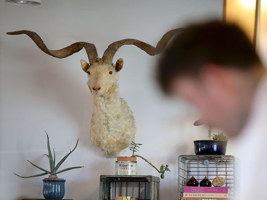 Quirky decor with homespun touches make Milktooth's