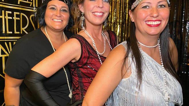 Stacy Scott, Tara O'Sullivan, Amy Headrick.