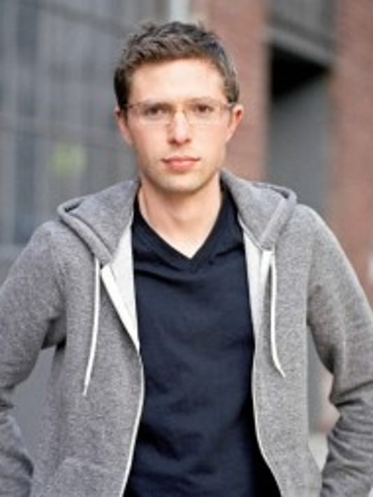 Author Jonah Lehrer has family in York. He will be in town in October for a talk at Martin Library.