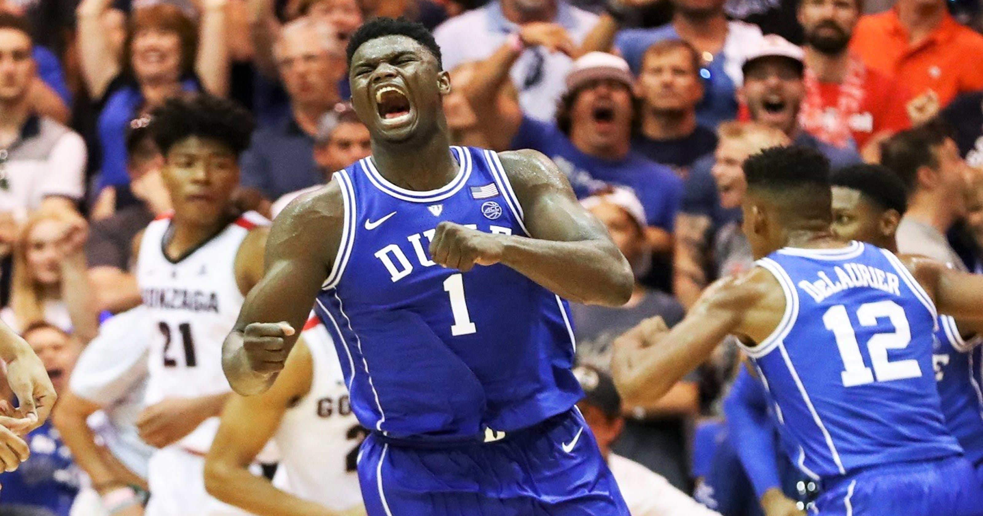 on sale 4cce7 34775 Zion Williamson injury: Why the Duke basketball phenom isn't ...