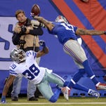 Giants wide receiver Odell Beckham Jr. did more than just make the most phenomenal catch of the year, he propelled many fantasy owners to championships with his stellar stats down the stretch.