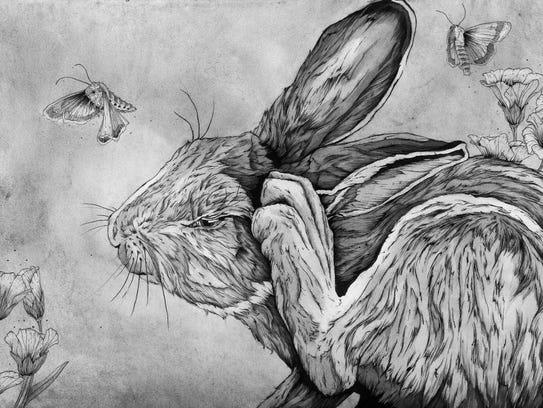 """Rabbit in Flax"""