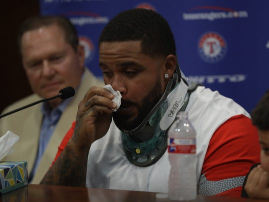 Prince Fielder News Conference