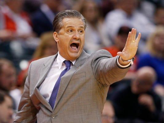 NCAA Basketball: NCAA Tournament-First Round-Kentucky vs Northern Kentucky