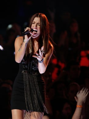 Cassadee Pope won Season 3 of the competition show, becoming the first female contestant to take home first place. She was coached by Shelton.