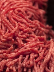 Salmonella can come from an array of foods including vegetables, chicken, eggs, beef and pork.