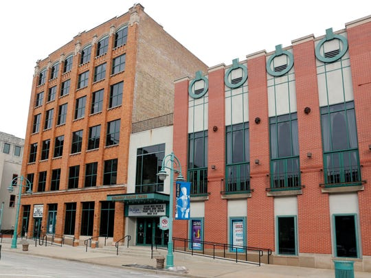 The Broadway Theatre Center, 158 N. Broadway, will be one of the screening sites for the 2019 Milwaukee Film Festival.