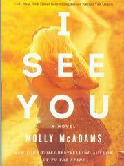 """I See You"" by Molly McAdams"
