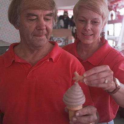 How buying ice cream became a blessing at Snookies