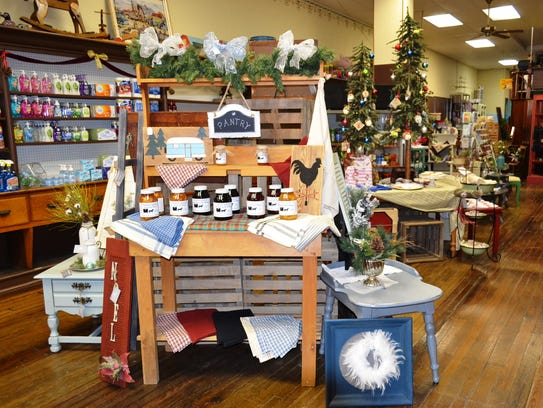 Elmore General Store offers a wide variety of convenience,