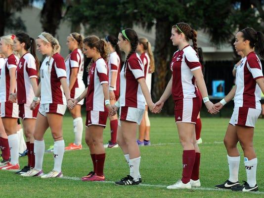 Florida Tech Women's Soccer Alumni Game