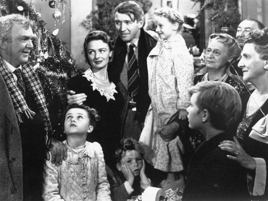 """Several productions of the Christmas film classic """"It's a Wonderful Life"""" will be staged in Central Jersey and nearby this holiday season, including Union County Performing Arts Center, Theatre at Raritan Valley Community College, and  Shakespeare Theatre of New Jersey."""