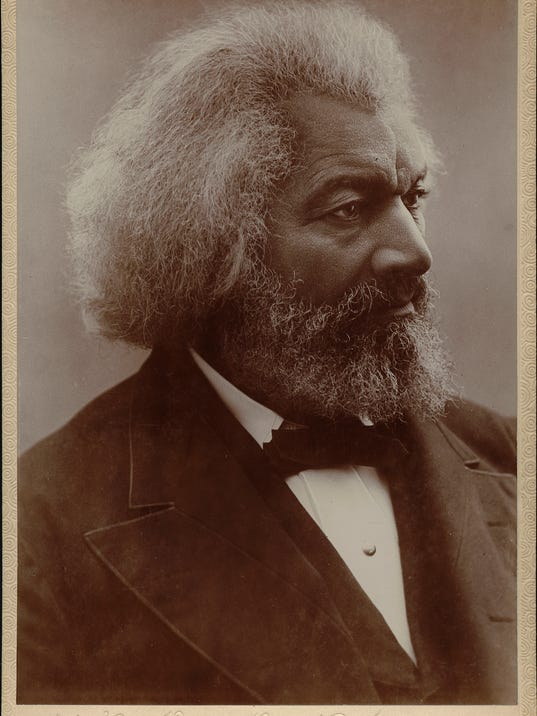 frederick douglass and race Frederick douglass was in love with photography from his earliest known photograph in 1841 until his passing in 1895, he sat for his portrait whenever he.