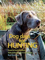 A cover of Wisconsin Natural Resources magazine