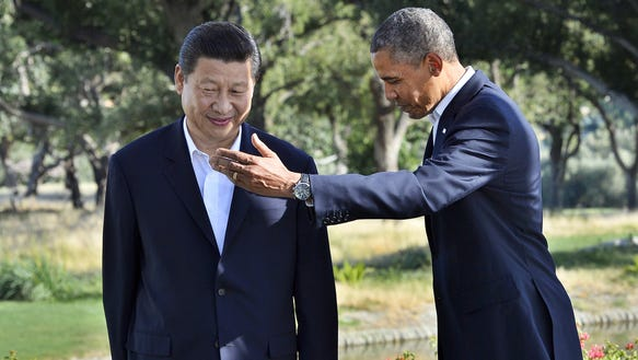 China and US leaders