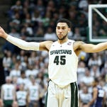 Michigan State's Denzel Valentine is a front-runner for national player of the year.