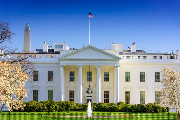 Large white house pictures