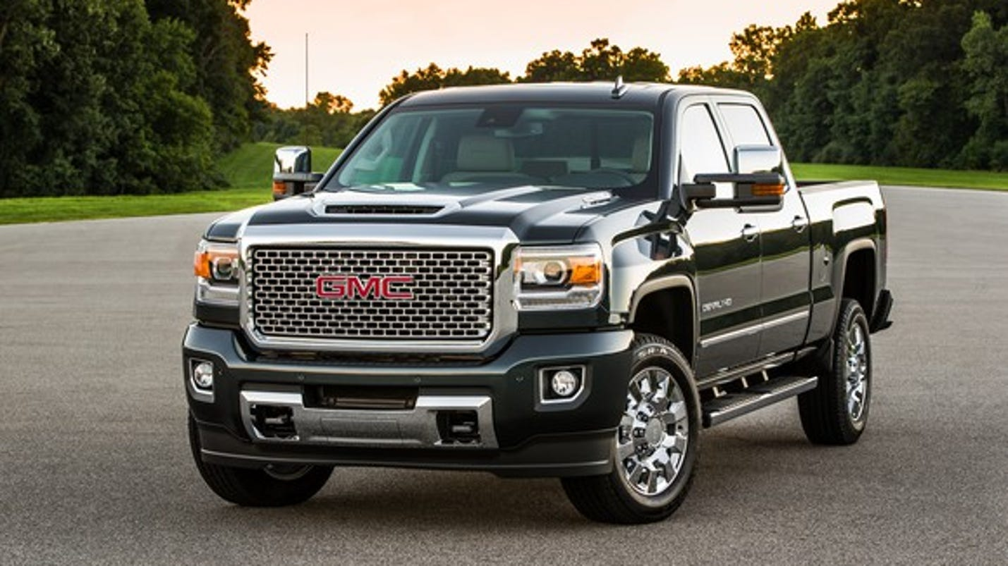 Gmc Trucks Seven Cool Things To Know