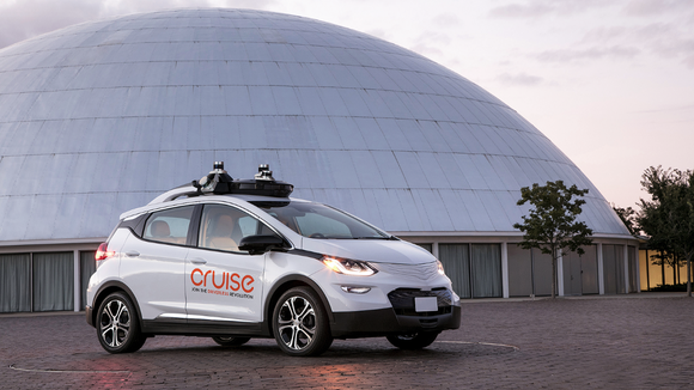 GM: Driverless cars mean big savings for ride-hailing service users
