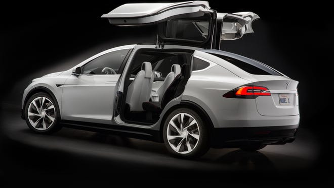 A Morgan Stanley analyst predicts Tesla's Model X crossover will incorporate new software changes that hint at driverless technologies.