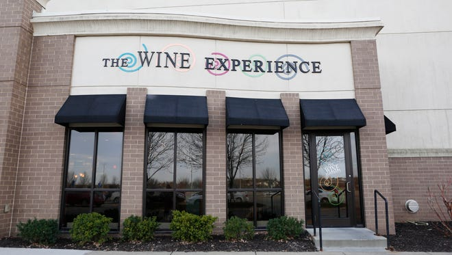 A large wine selection and a full menu await customers Thursday, Nov. 17, 2016, at Wine Experience in West Des Moines.