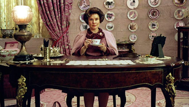 """Imelda Staunton in a scene from the motion picture """"Harry Potter and The Order of the Phoenix."""""""