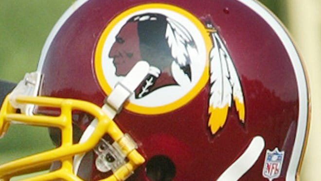 "The Redskins logo was deemed disparaging to ""a substantial composite"" of American Indians when the trademark was granted."