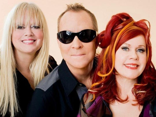 The B-52s