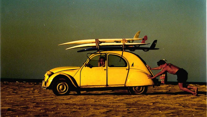 """""""The Endless Summer,"""" showing Sept. 7 for a 50th anniversary tribute, is one of the festival homages to groundbreaking films."""