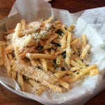 Fries from Big Grove Brewery in Solon