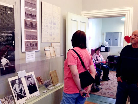 The Silver City Museum held the town's first Territorial
