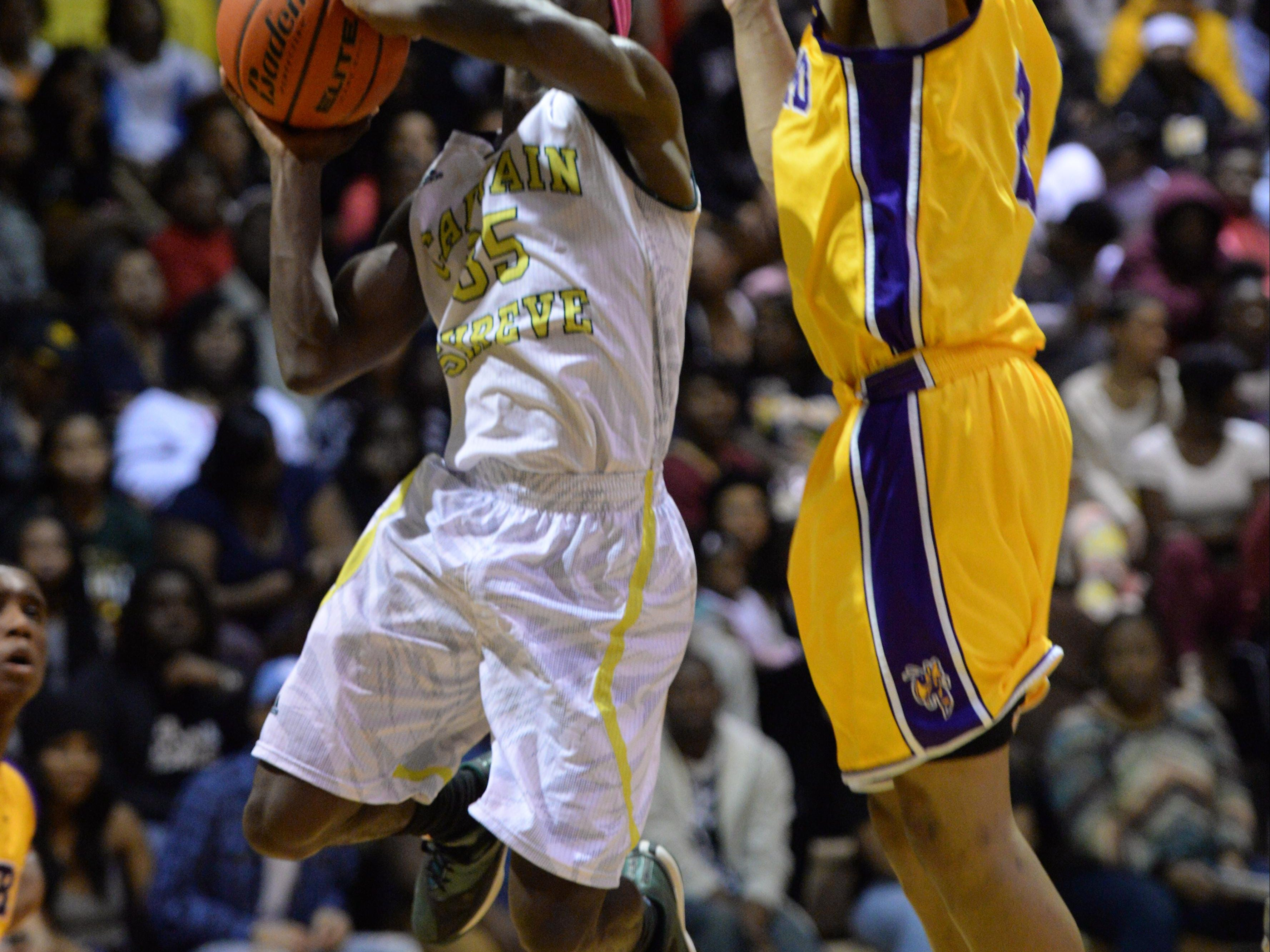 Captain Shreve's Toronco Loston will be one of the top local players in Saturday's Paul Millsap Classic at BPCC.