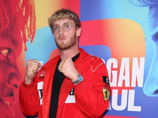 Logan Paul says he has learned a great deal under trainer Shannon Briggs. Victor Decolongon / Getty Images
